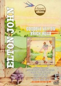 Cover Elton John - Goodbye Yellow Brick Road [DVD]